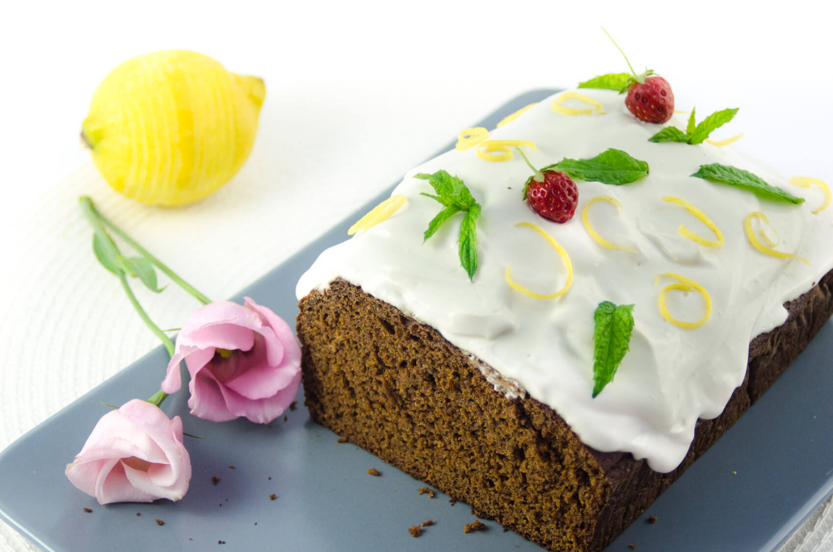 Kuchen vegan hafermilch