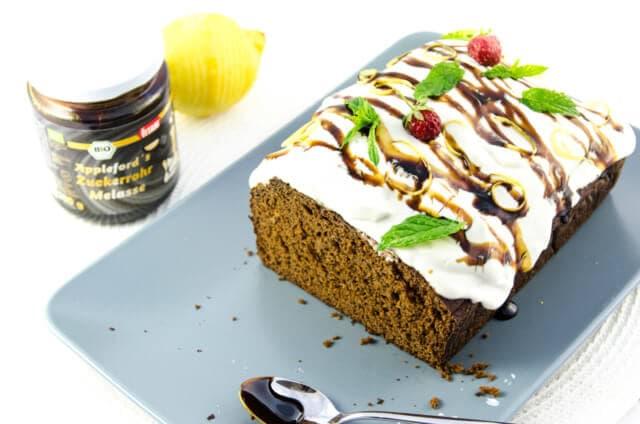 Melasse Kuchen