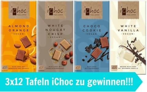 iChoc Schokoladen Gewinnspiel