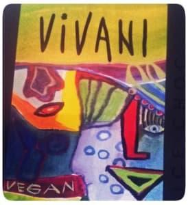 Vegane Vivani Schokolade