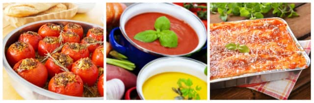 Warmes Essen Cositas Veganas
