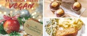 Weihnachten Vegan Kochbuch