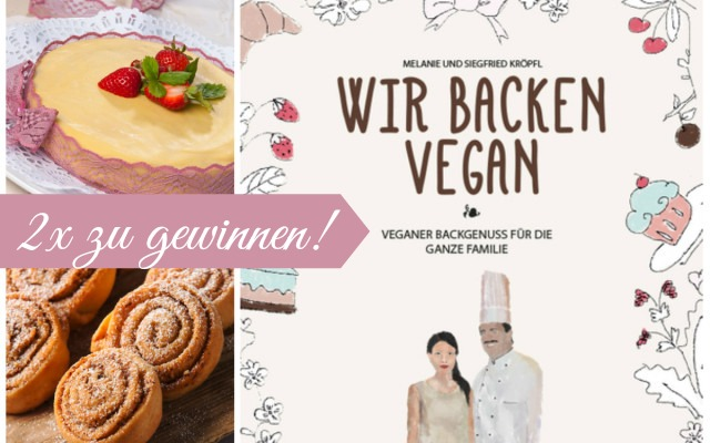 Wir backen vegan