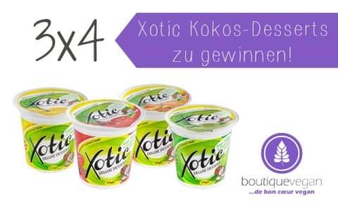 Xotic Kokos-Dessert