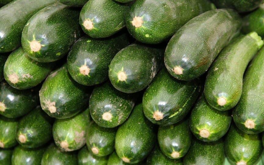 Cucurbitacine in Zucchinis
